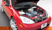 Ford Focus V8 Motor Swap Made Easy