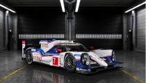 NEW ERA FOR TOYOTA RACING WITH TS040 HYBRID