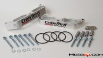 MotoIQ Review of Crawford Performance FR-S/BRZ Power Blocks Intake Manifold Spacers