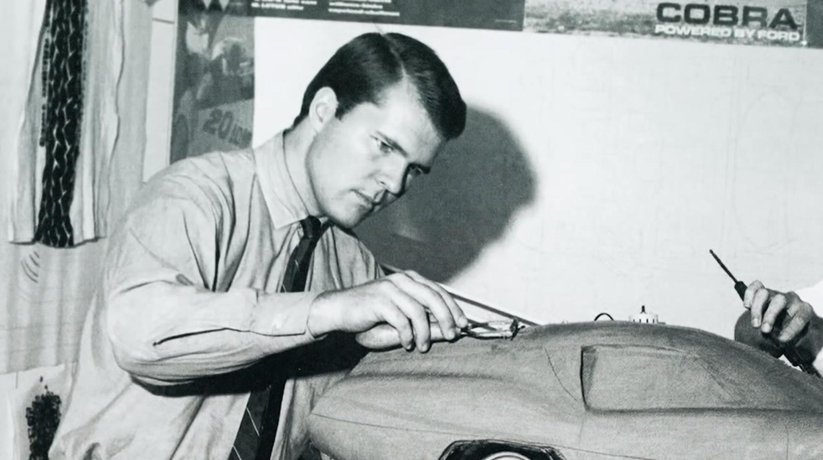 Peter Brock Clay Daytona Coupe