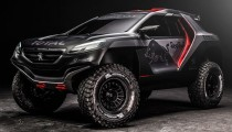 Peugeot to return to Dakar in 2015