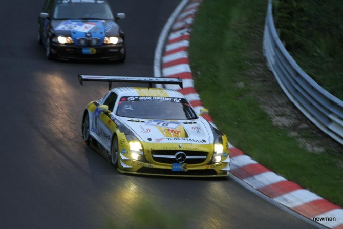 24 Hours of the Nurburgring 2012