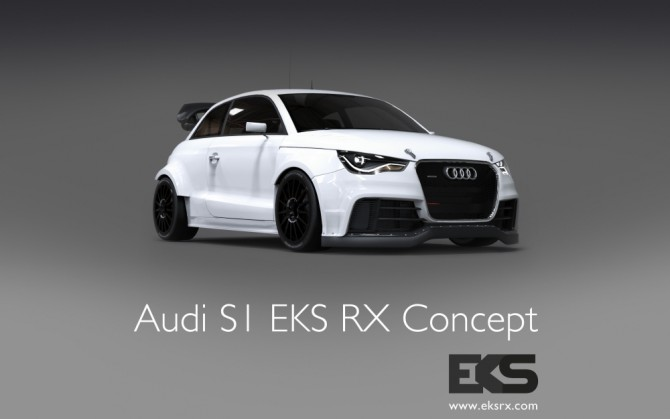 EKS to join FIA World Rallycross Championship