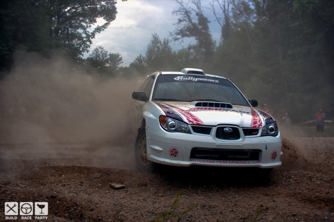 2013 OJIBWE FOREST RALLY