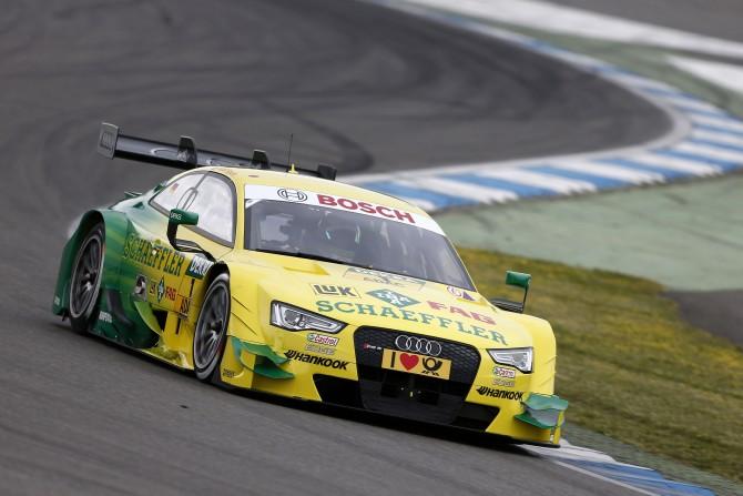 Audi Looks to Defend Title in Season Opener at Hockenheim