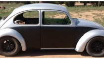 User Submitted – Turbocharged Vw Bug