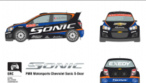 PMR MOTORSPORTS / CHEVROLET RETURN TO RED BULL GRC FOR 2014