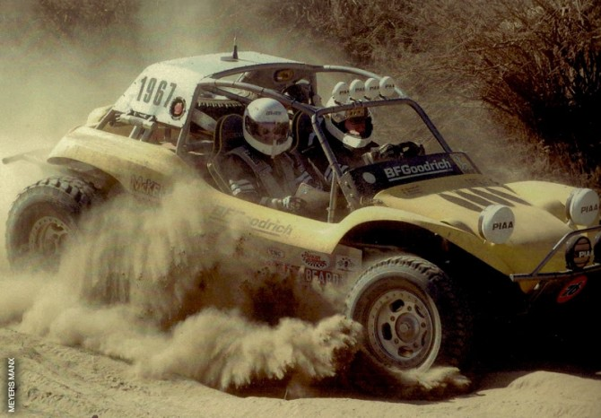 BRUCE MEYERS TO RACE IN 2014 NORRA MEXICAN 1000 RALLY