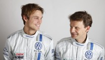 NEW CO-DRIVER FOR VOLKSWAGEN DRIVER ANDREAS MIKKELSEN
