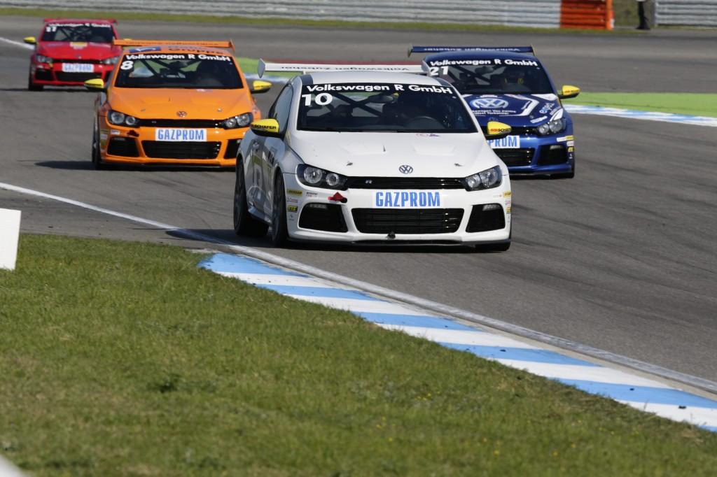 Volkswagen Scirocco R-Cup - Hockenheim (opening race) 2014