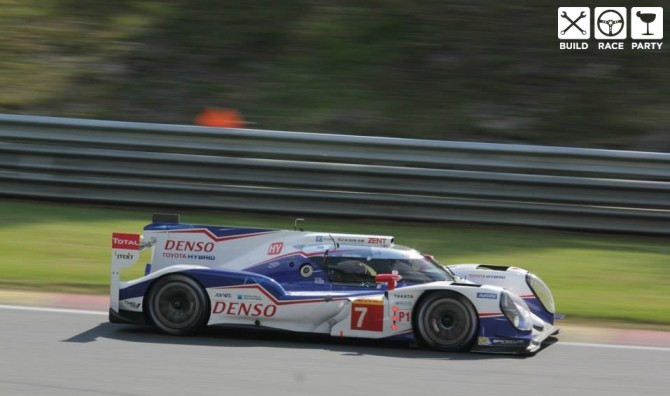 2014 WEC 6 HOURS OF SPA-FRANCORCHAMPS