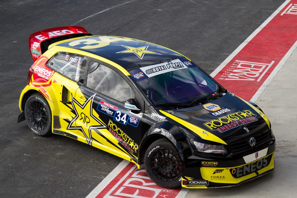 Tanner Foust Vw >> Tanner Foust Shows Speed In Barbados Build Race Party