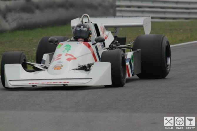 2013  Historic Grand Prix Zandvoort