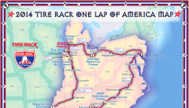 One Lap of America 2014 – Field Preview