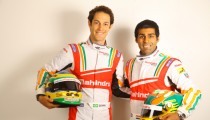 KARUN CHANDHOK & BRUNO SENNA TO DRIVE FOR MAHINDRA RACING IN FORMULA E