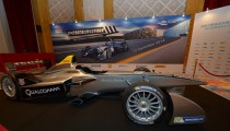 BEIJING WELCOMES FORMULA E WITH OFFICIAL LAUNCH CEREMONY