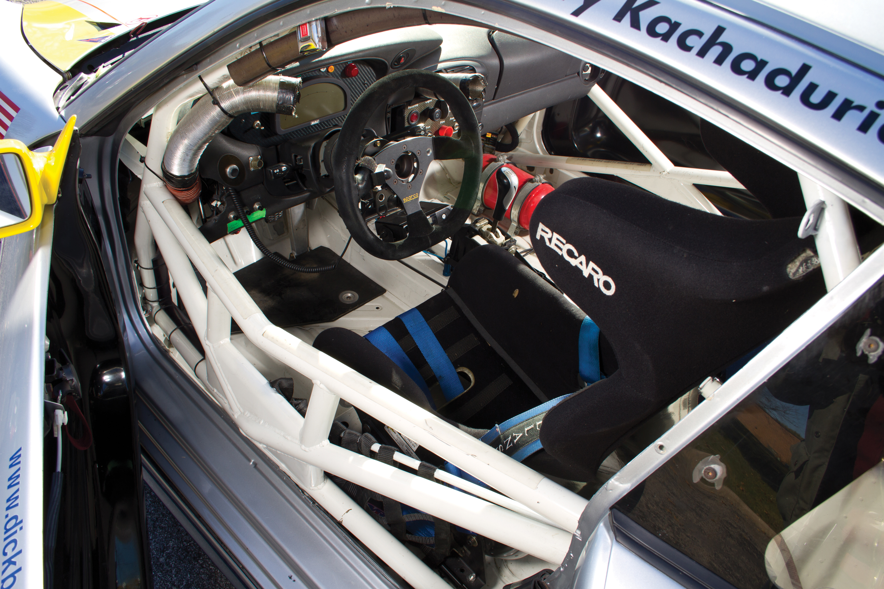 Porsche GT R Build Race Party - Porsche club racing
