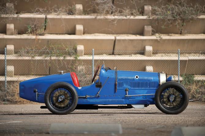 1928 Bugatti Type 37A Grand Prix