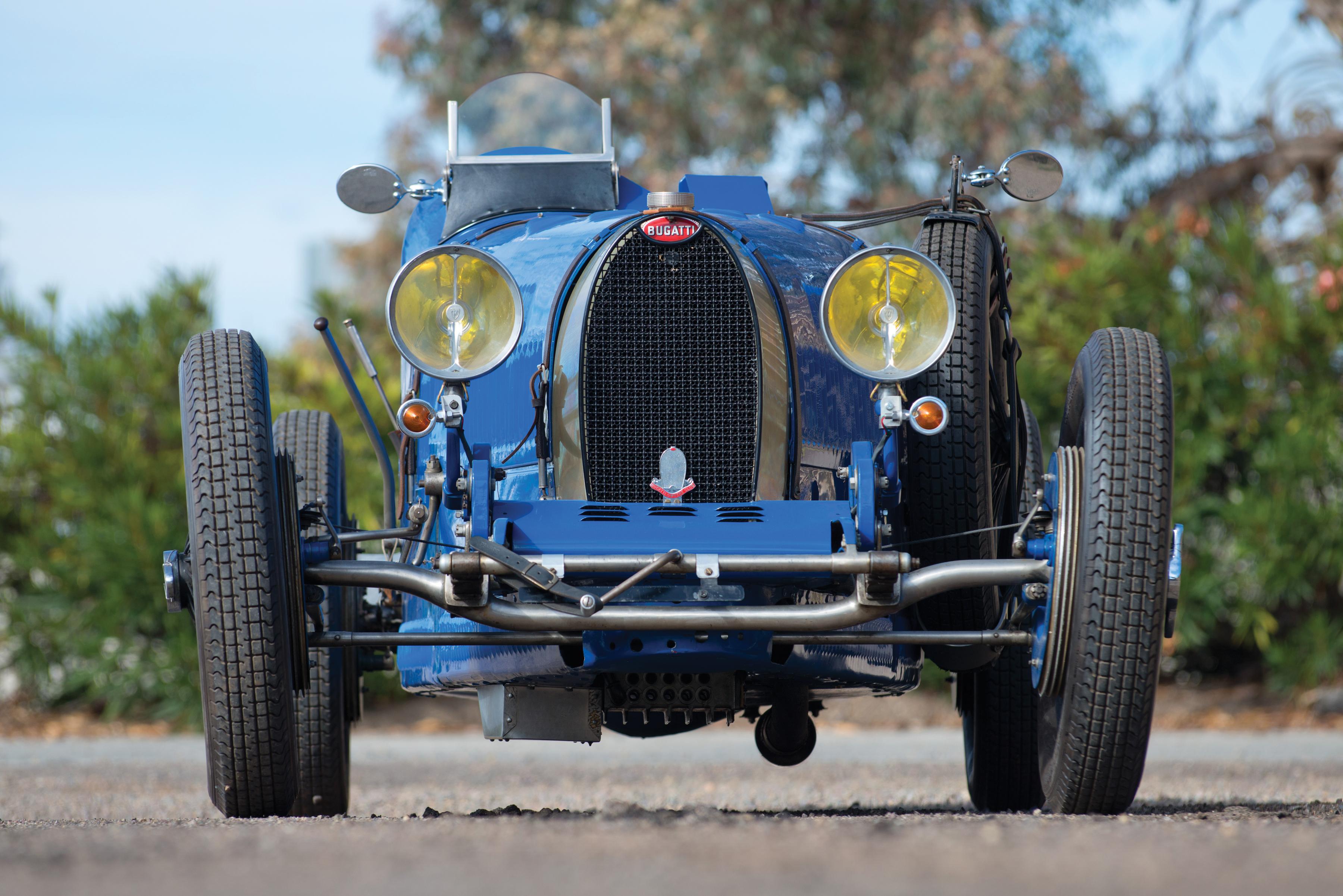 Of Bugattis 1928 Bugatti Type 37a Grand Prix