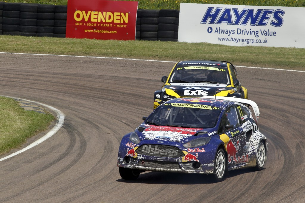 Andrew Jordan third on home soil