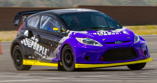 STEVE ARPIN RETURNS TO RED BULL GLOBAL RALLYCROSS FOR SOPHOMORE SEASON