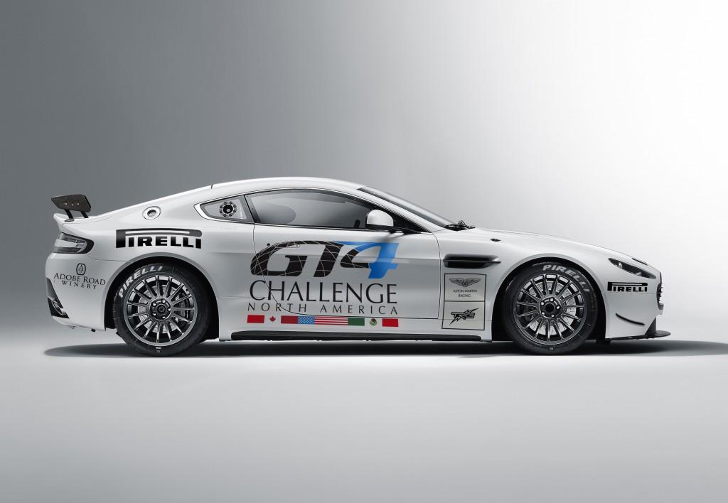 Aston Martin GT4 Challenge (1)