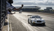 M-Sport Bentley Continental GT3 Storms to Victory at Silverstone
