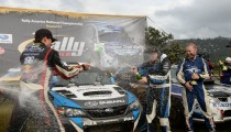 DAVID HIGGINS AND CRAIG DREW WIN SIXTH OREGON TRAIL RALLY