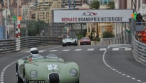 JAGUAR C-TYPE WINS IN MONACO AND HEADS STRAIGHT TO ITALY FOR MILLE MIGLIA 2014