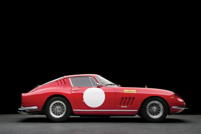 1966 Ferrari 275 GTB/C Berlinetta Competizione