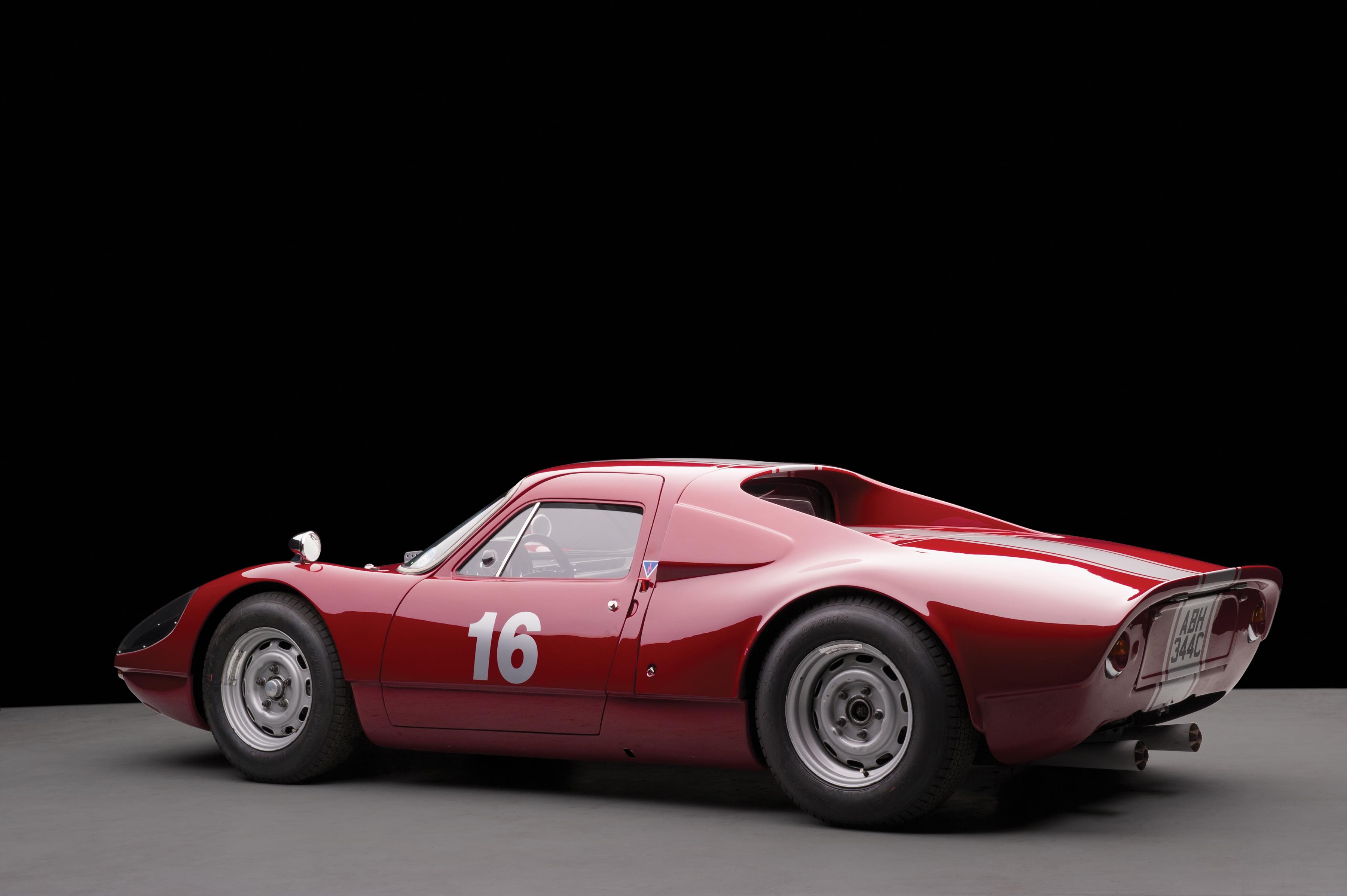 1965 porsche 904 6 carrera gts build race party
