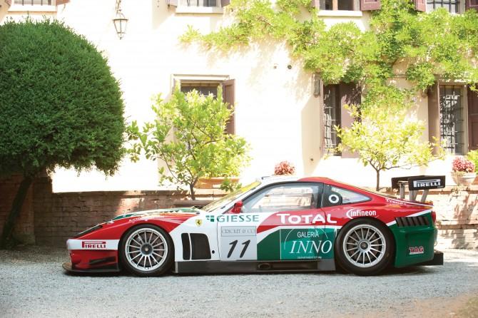 2004 Ferrari 575 GTC