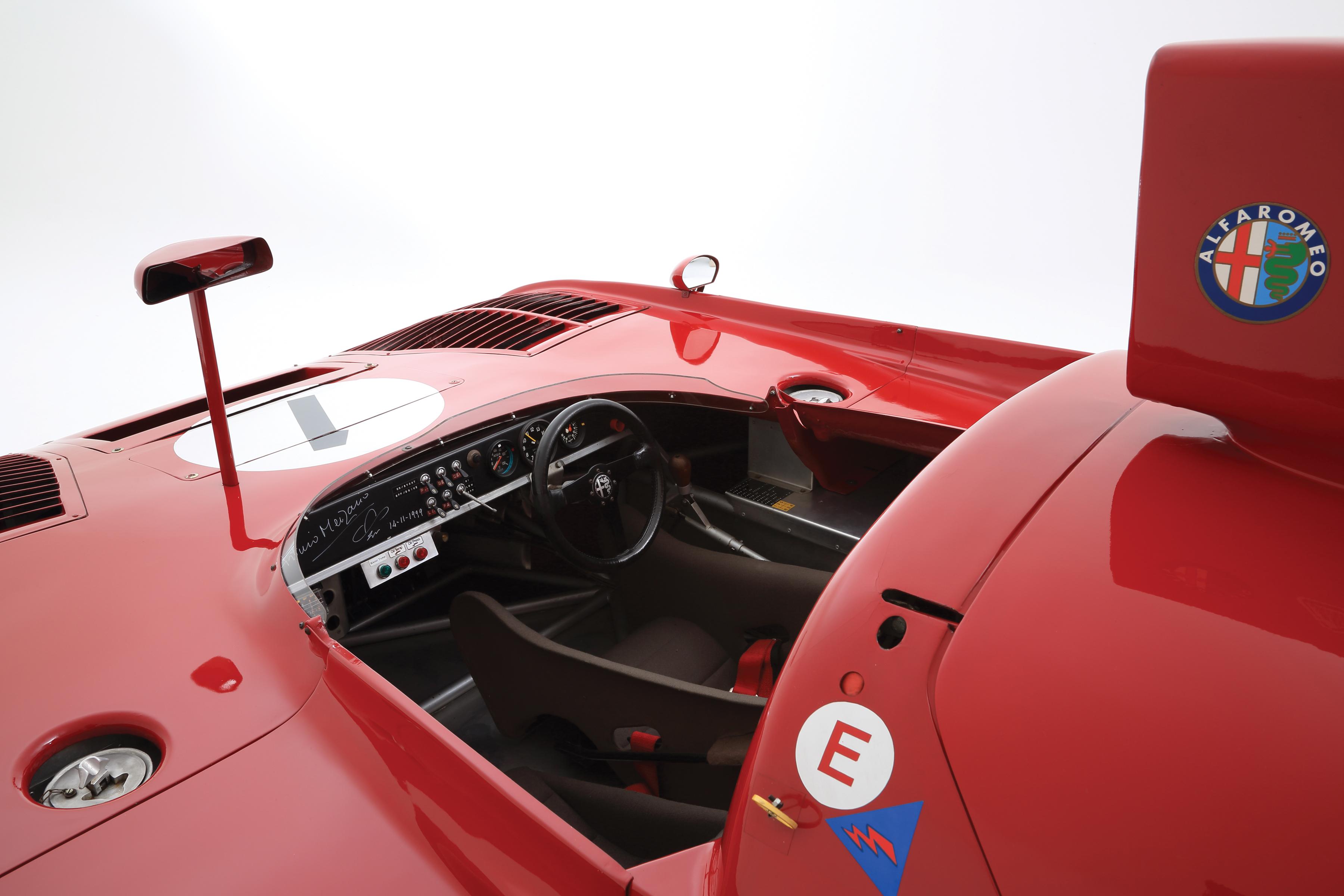 1975 Alfa Romeo Tipo 33 Tt 12 Build Race Party