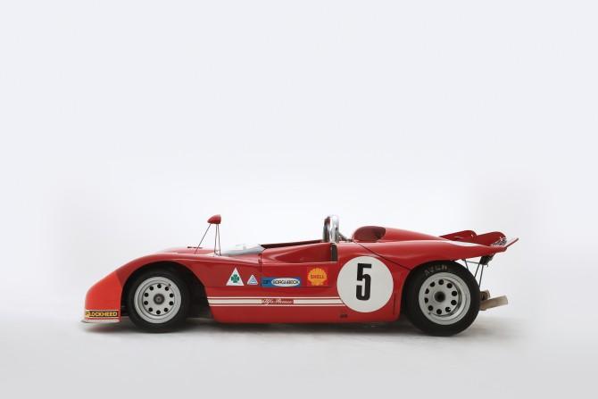 1970 Alfa Romeo Tipo 33/3