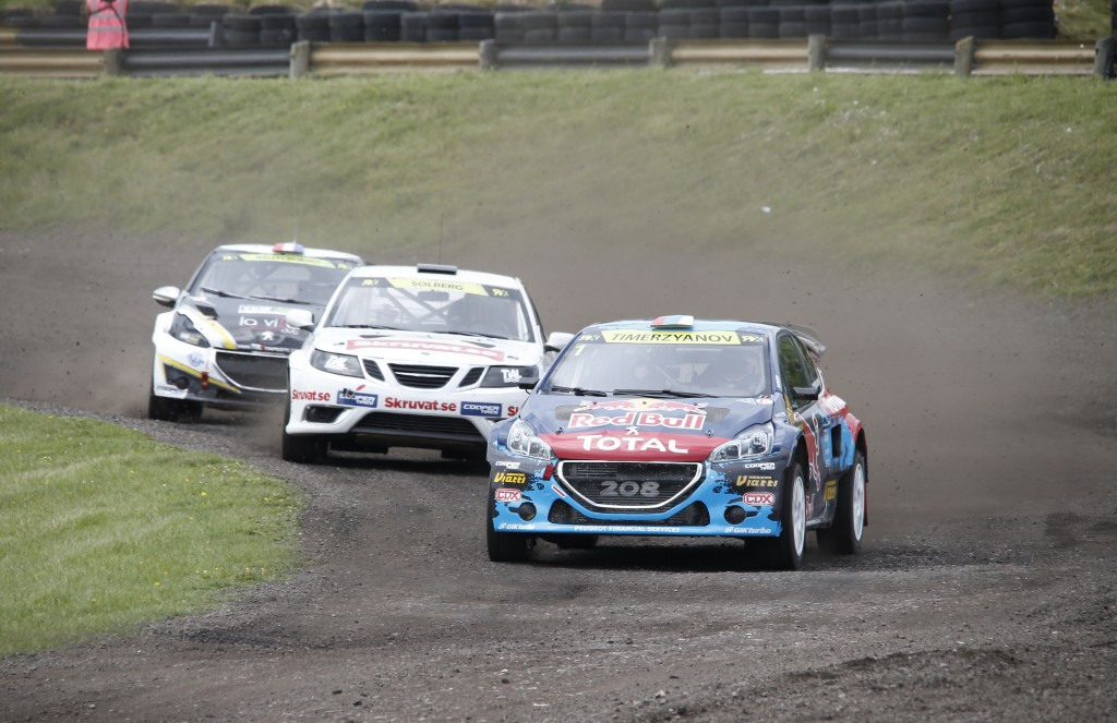 Lydden action