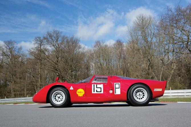 1968 Alfa Romeo Tipo 33/2 Daytona