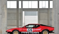 1973 De Tomaso Pantera Rally Car