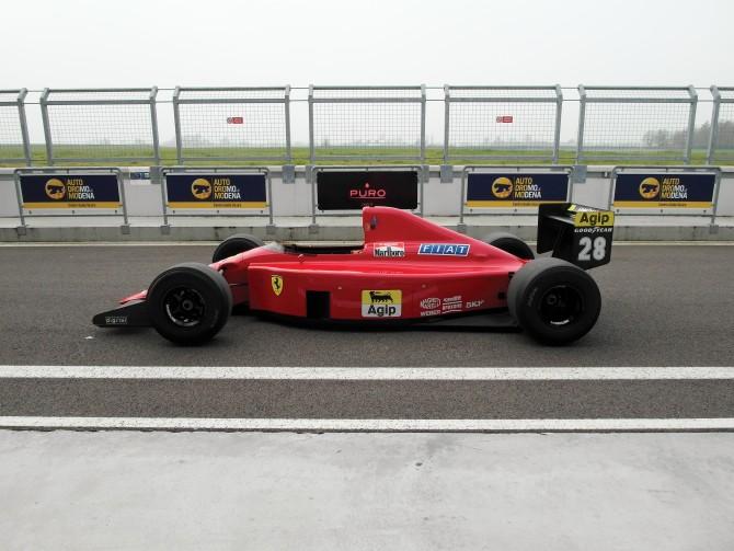 1989 Ferrari F1-89 Formula One