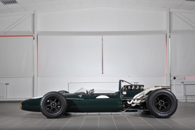 1966 Brabham-Repco BT20 Formula One