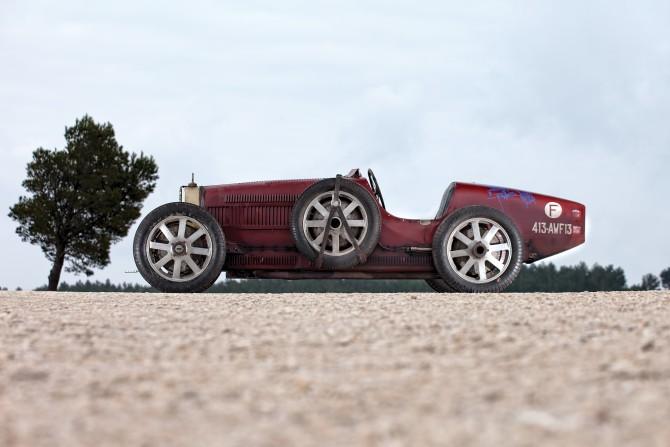 1926 Bugatti Type 35B Grand Prix