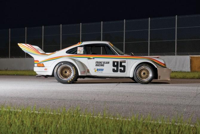 1977 Porsche 934½ IMSA/Trans-Am