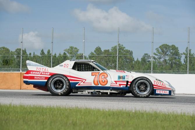 """1976 Chevrolet Corvette Widebody IMSA """"Spirit of Le Mans"""""""