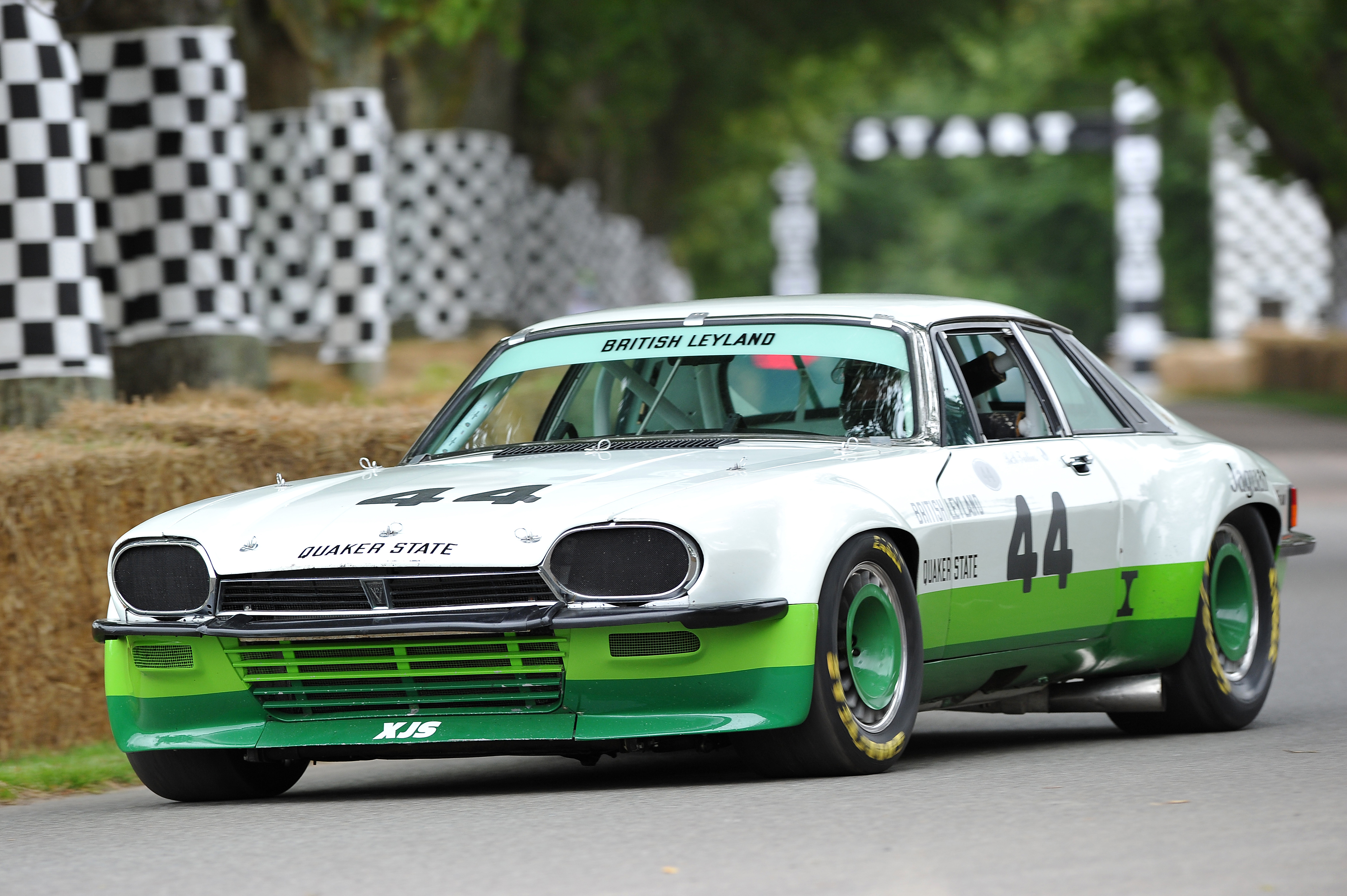 1978 Jaguar XJ-S Group 44 Trans-Am Race Car – Build Race Party