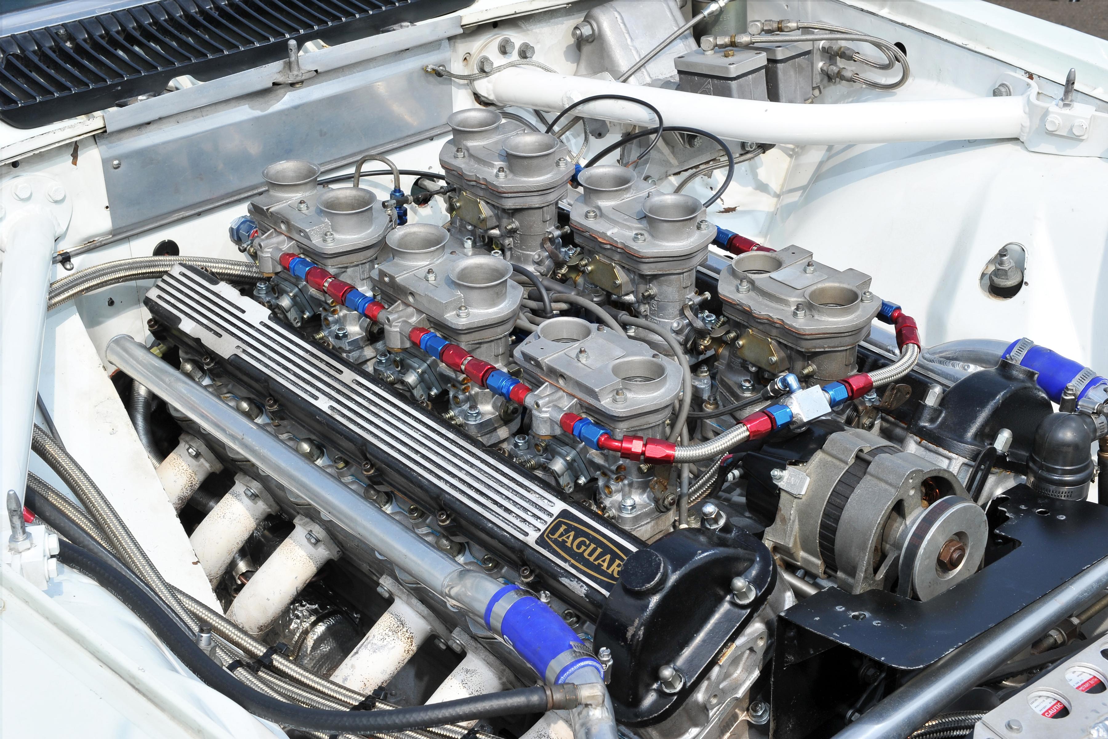 1978 Jaguar XJ-S Group 44 Trans-Am Race Car – Build Race Party