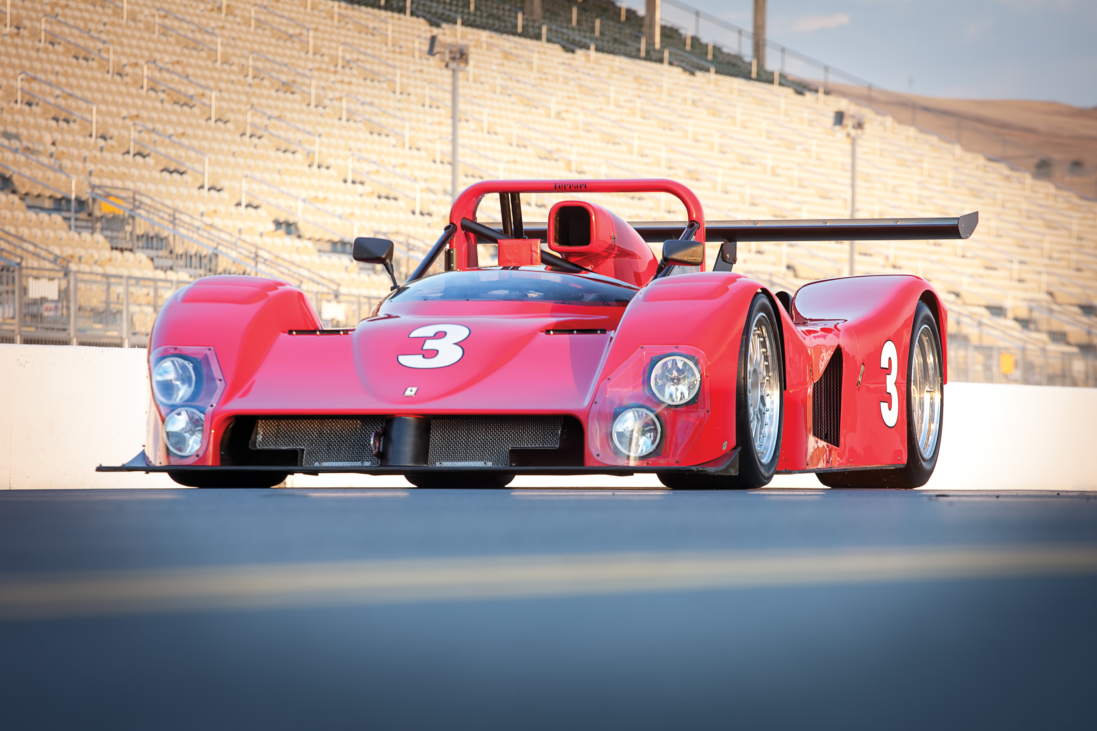 Despite Enzo Ferrariu0027s Reservations In 1960, Ferrari Jumped Head First Into  The World Of Prototype Sports Car Racing With A Formula Two 156 Powered By  A ...
