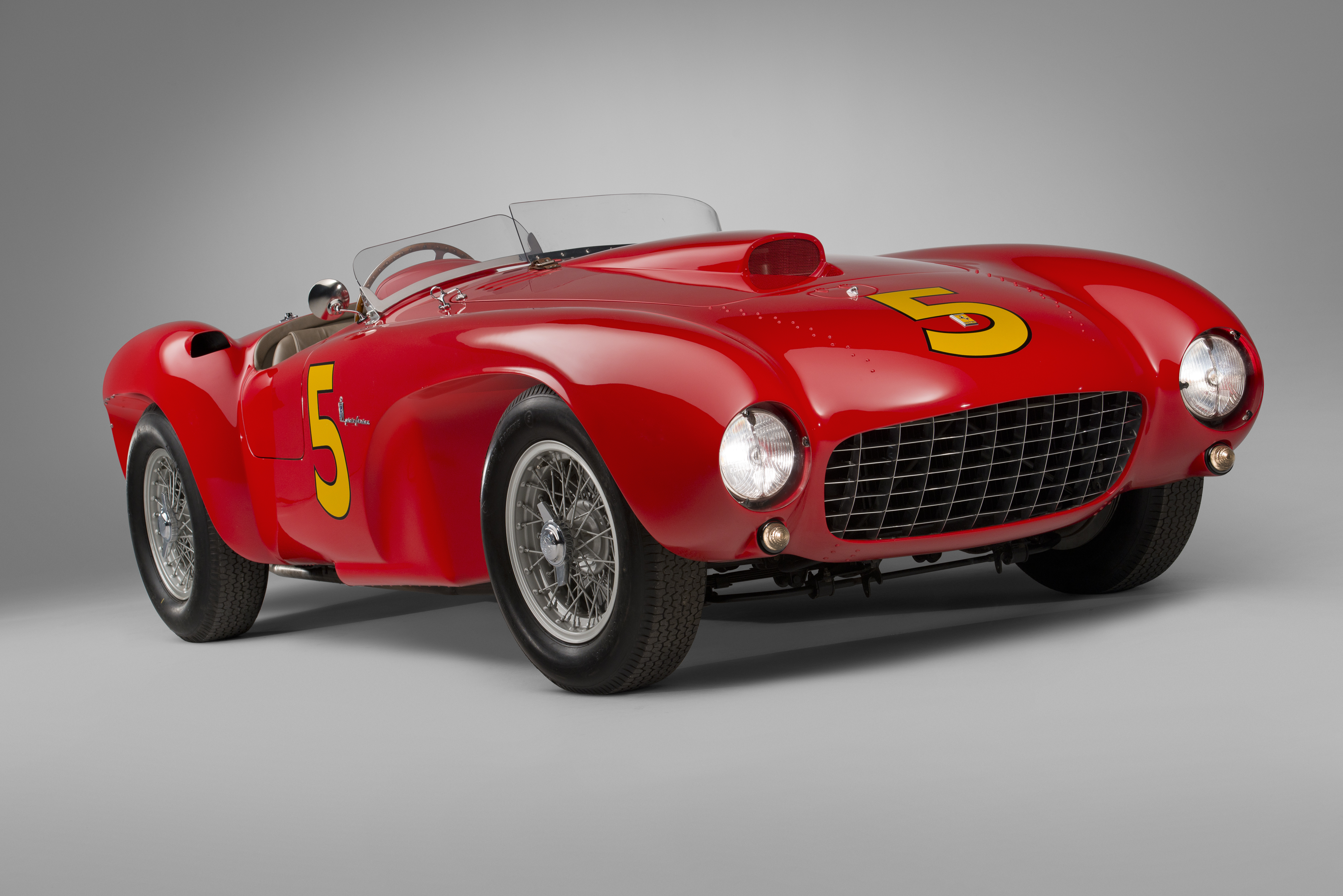 1953 ferrari 375 mm spider by pinin farina build race party. Black Bedroom Furniture Sets. Home Design Ideas