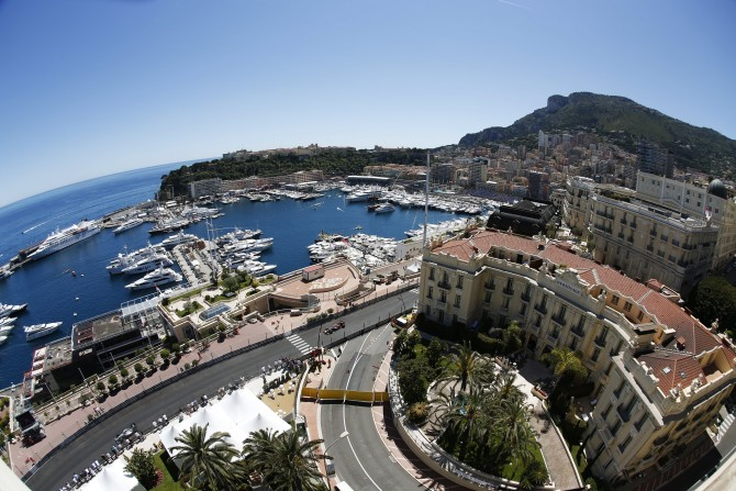 DAVID COUTHARD WEIGHS IN AHEAD OF THE MONACO GRAND PRIX