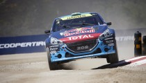 PEUGEOT 208s SET FOR THIS WEEKEND'S LYDDEN HILL FIA RALLYCROSS CHAMPIONSHIP