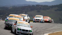 EDWARDS AND HINDMAN WIN CTSCC RACE AT LAGUNA SECA TO INCREASE GRAND SPORT LEAD