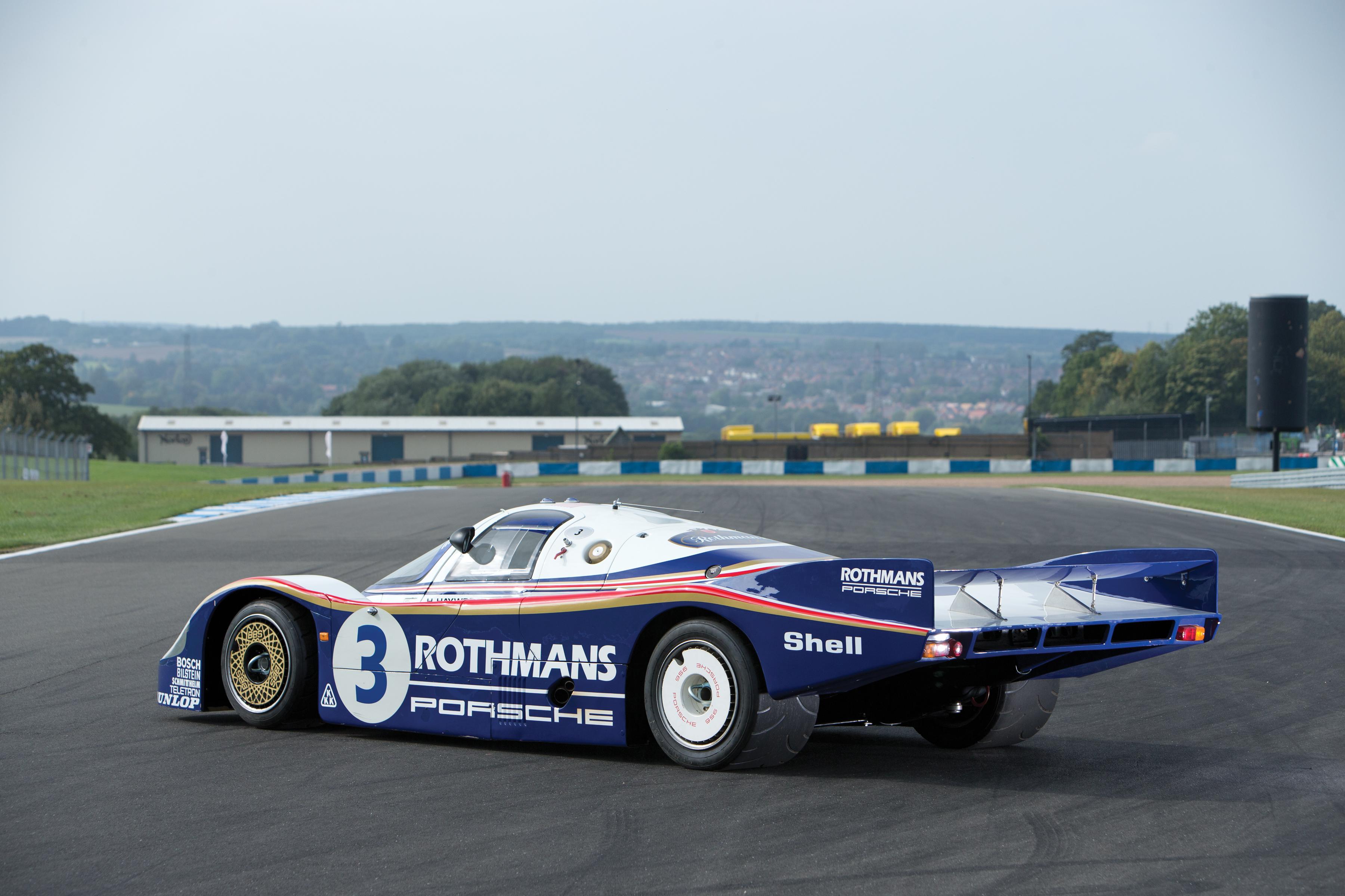 1982 Porsche 956 Group C Sports Prototype Build Race Party